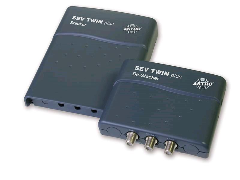 ASTRO SEV Twin Plus Stacker und De-Stacker