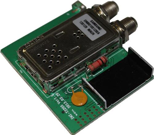 Atemio DVB-S2-Tunersteckkarte für AM 5200 / AM 6200