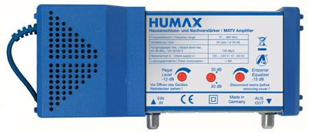 Humax HHV 30 (Hausanschlussverstärker)
