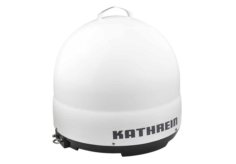 Kathrein CAP 500M Single - Mobile portable vollautomatische Sat Camping Antenne