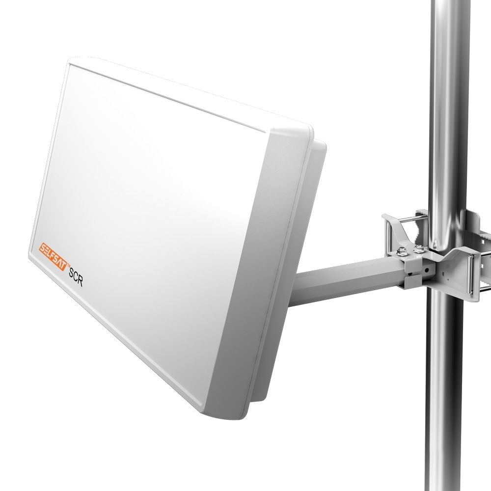 Selfsat H21SCR+ Unicable Antenne 2 Legacy