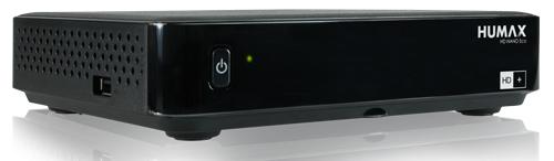 Humax HD Nano Eco inkl. HD+ Karte