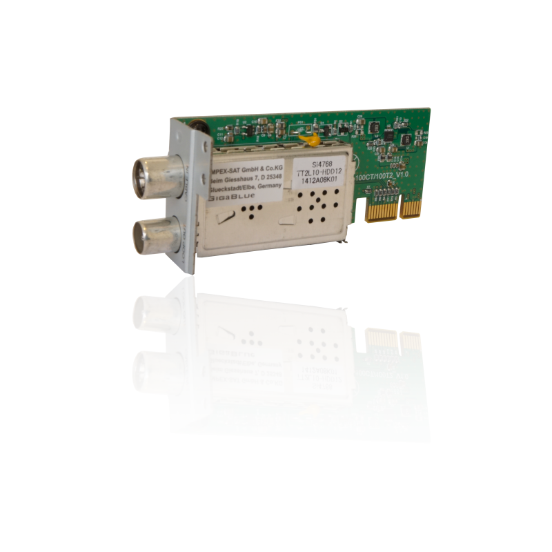 GigaBlue HD 800 Hybrit Tuner DVB-C /T