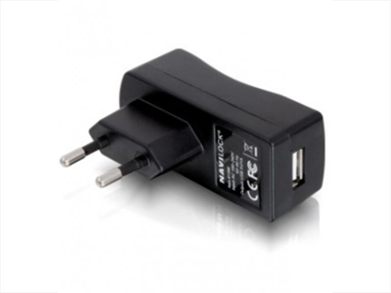NAVILOCK USB Adapter AC 110-230V/5V USB