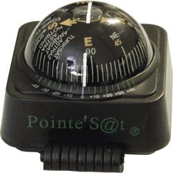 Sat-Kompass-Pointe Sat