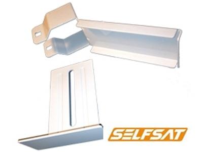 Selfsat Original Fensterhalterung SET für H30D,H30D2,H30D4,H21D,H21D2,H21D4 H10D