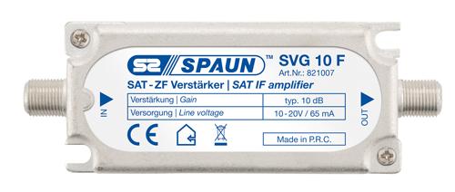 Spaun SVG 10F SAT-ZF-Verstärker, 10dB