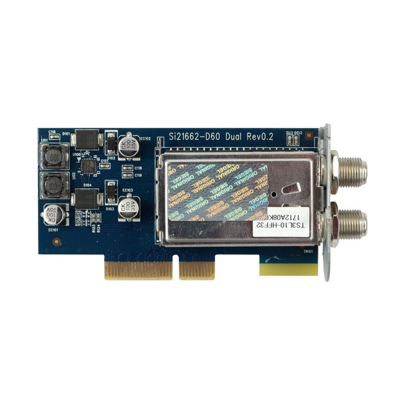 Protek 4K UHD DVB-S2X Dual Multistream Tuner