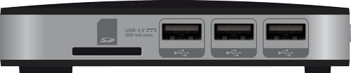 Strong SRT 2120 HDTV Sat Android Receiver