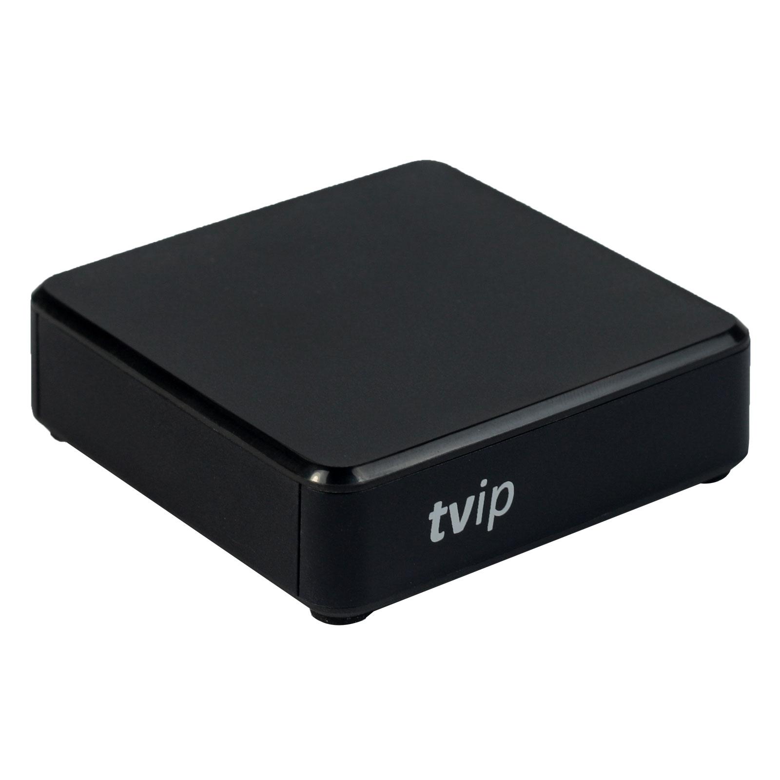 TVIP S-Box v.610 IPTV 4K HEVC UHD Android 8.0 Linux Multimedia Stalker Streamer