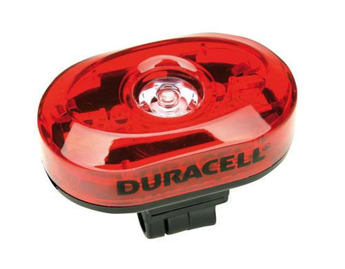 Duracell Bike Lights B03 (BIK-B03RDU) LED Beleuchtung