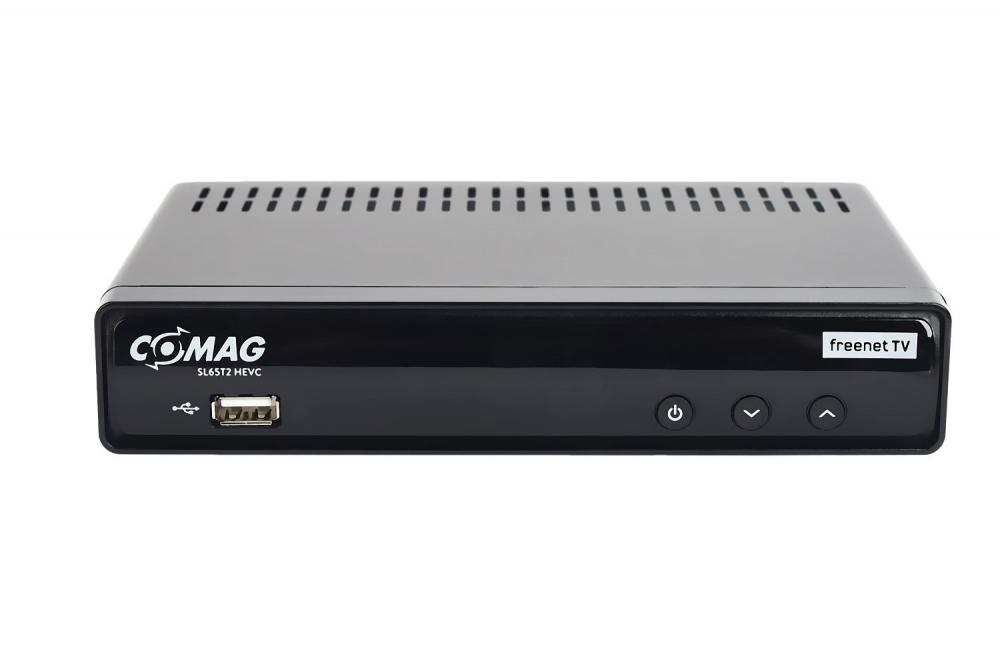 Comag SL 65 T2 DVB-T2 HD-Receiver freenet.tv PVR Ready Scart