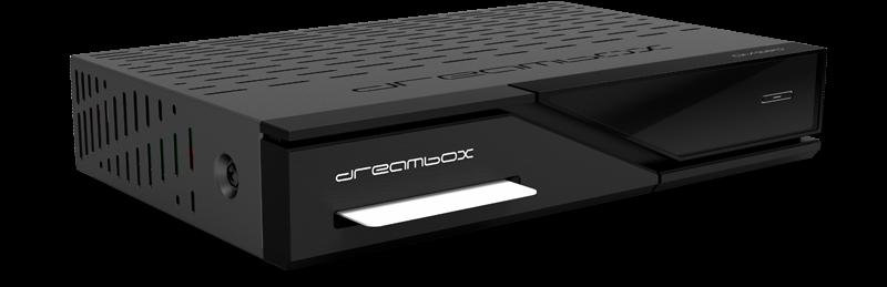Dreambox DM520 HD 1x DVB-C/T2 Tuner PVR ready Full HD 1080p H.265 Linux Receiver