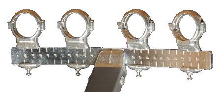 Multifeedschiene E0754 für Humax Professional Sat-Schüssel   bis 24 Grad Abstand
