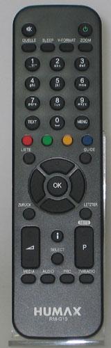 Humax Fernbedienung für PR HD 2000 C RM-G10