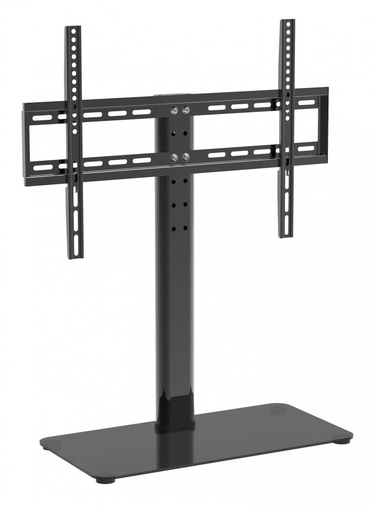 Transmedia HP 2-2 BL Universeller Standfuß für Fernseher 32-65 Zoll