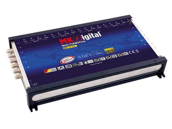 MK-Digital MS 17-12 Multischalter mit LED Kontrollleuchte