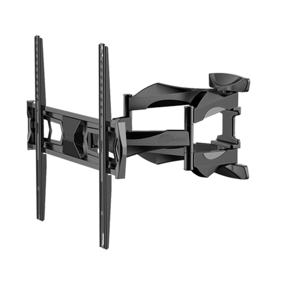 Vollbeweglicher Wandhalter für LCD TV 32-60 Zoll (81-152cm) bis 30Kg Schwarz