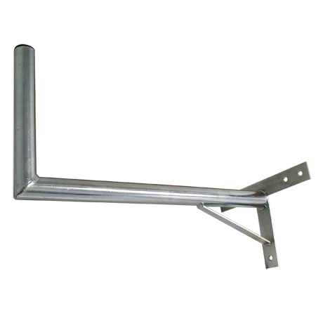 Wandhalter Stahl Kreuzfuss 700