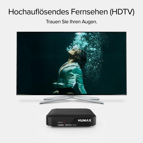Humax Kabel HD Nano HDTV Kabel Receiver