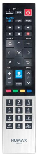 Fernbedienung für Humax iCord pro / neo, RM-L02