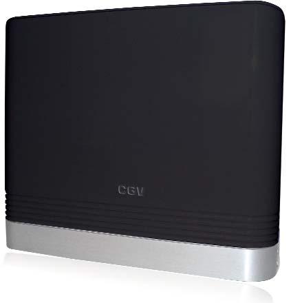 CGV DAB / DVB-T Zimmerantenne AN-Reglisse