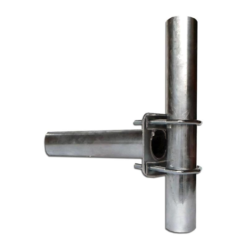Wandhalter mit Zahnschelle 25cm Stahl feuerverzinkt TÜV WZ5025