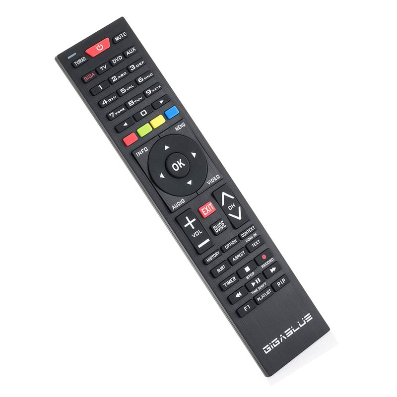 GigaBlue HD 800 SE/UE/Plus/Quad/X1/X3 New Design Fernbedienung