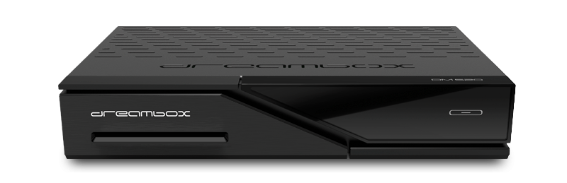 Dreambox DM525 HD 1x DVB-C/T2 Tuner PVR ready Full HD 1080p H.265 Linux Receiver