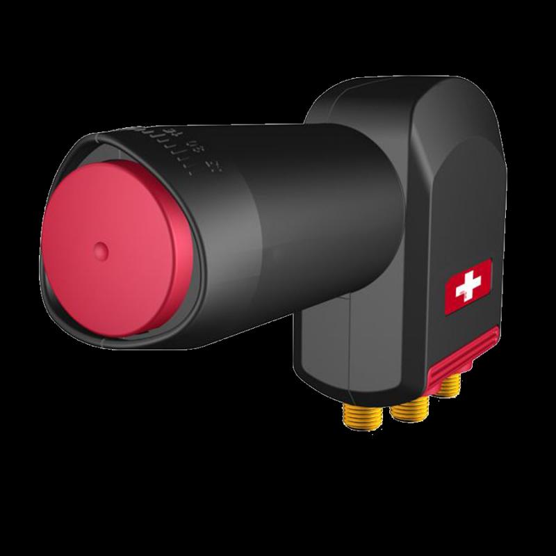 Opticum Red Rocket Quad LNB 0.1dB