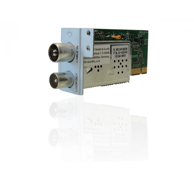 GigaBlue DVB-C/T Tuner für GigaBlue HD
