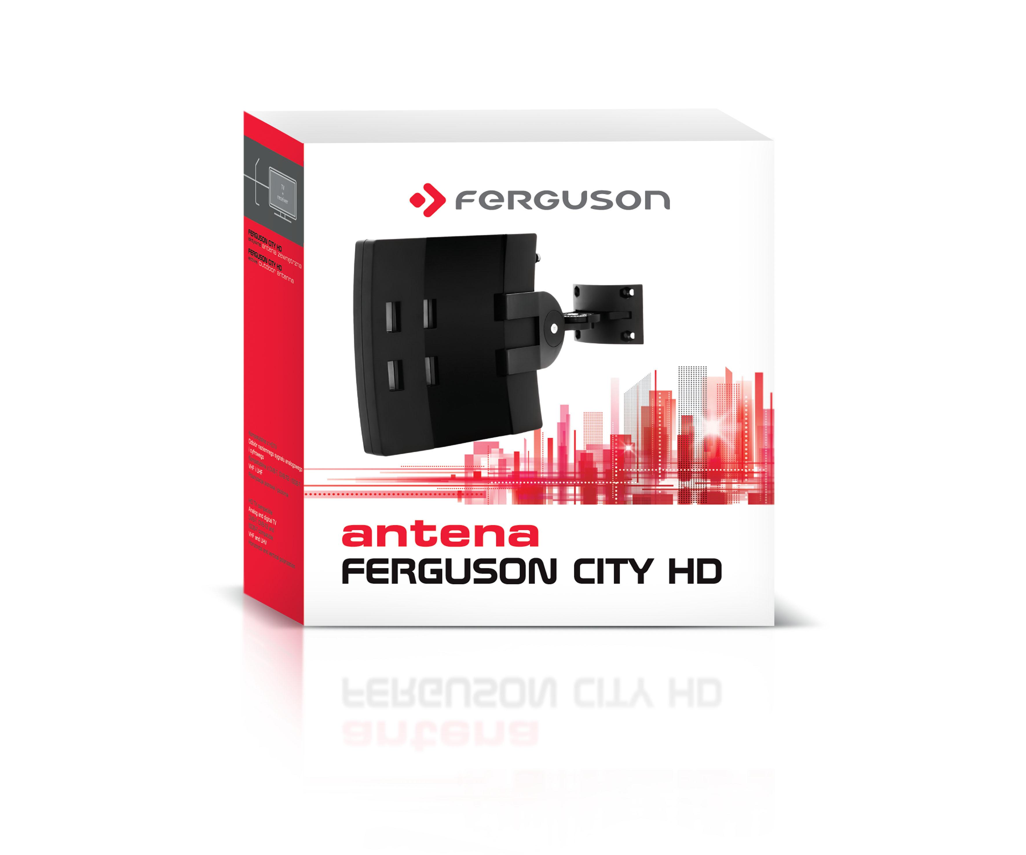 Ferguson City HD DVB-T DVB-T2 Outdoor Antenne