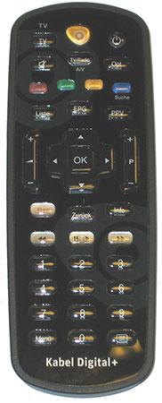 Humax Fernbedienung DVR 9900 / 9950