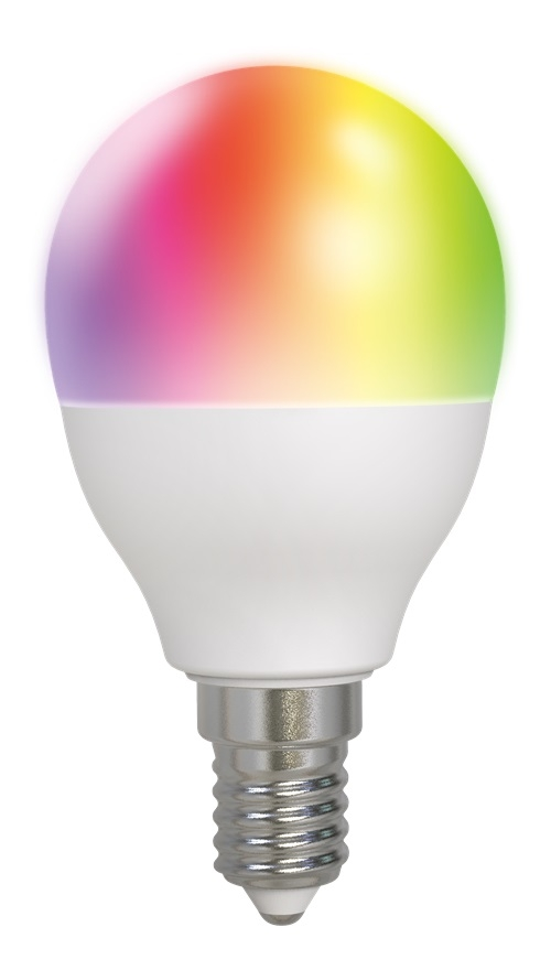Deltaco SH-LE14G45W SMART HOME LED Lampe E14