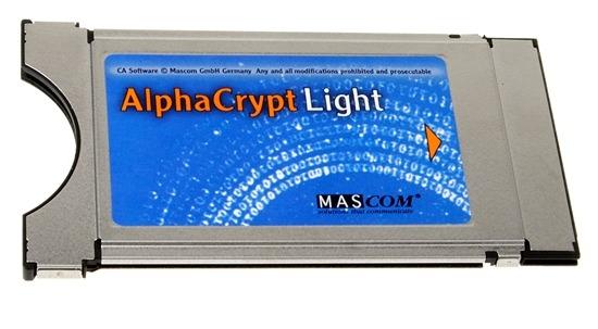 AlphaCrypt Modul CAM HD CI/CI+ für Seca, Conax, Viaccess, BISS