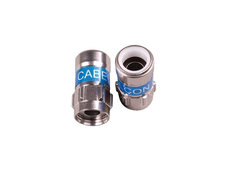 CABELCON F-56 5.1W Self Install F-Kompressionsstecker VPE.: 10 S