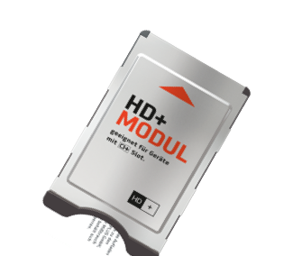 HD PLUS CI+ Modul für 12 Monate (inkl. HD+ Karte, geeignet für HD und UHD, für Satellitenempfang)