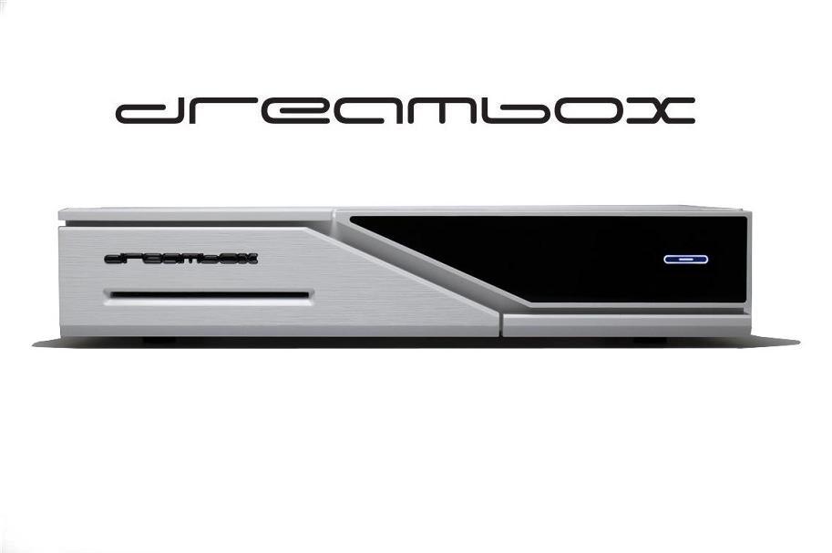 Dreambox DM520 White Edition 1x DVB-S2 Tuner PVR ready Full HD 1080p Linux Vorführgerät