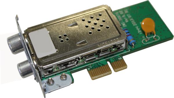 Atemio Hybrid DVB-C/T2 Tuner für NEMESIS Box