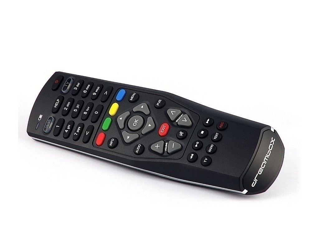 Dreambox DM920 UHD 4K 1x DVB-S2X FBC Multistream / 1x DVB-S2 Dual Tuner E2 Linux PVR Receiver