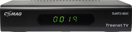 Comag SL60T DVB-T2 Receiver freenet.tv