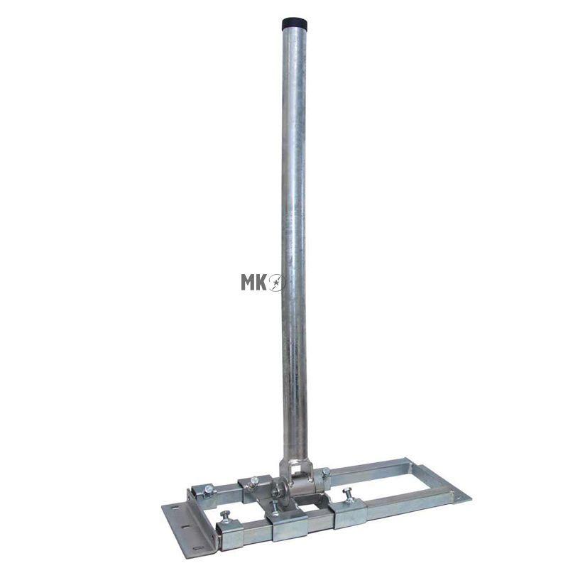 PremiumX DELUXE X90-48 Dachsparrenhalter 90cm Mast Satellitenantenne Sparrenhalter