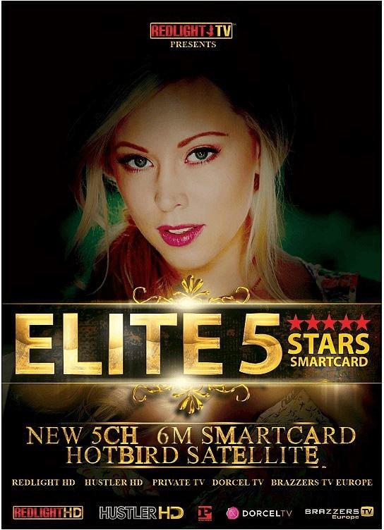 Redlight Elite 5 Channel Viaccess Card 6 Monate