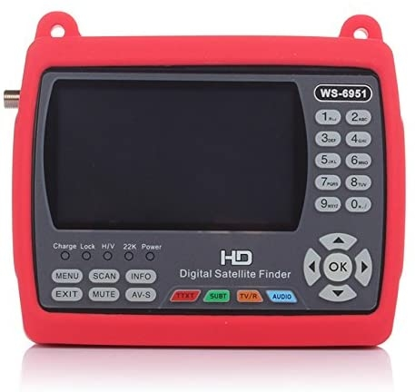 Satlink WS-6951 HD DVB-S / DVB-S2 4K UHD Messgerät