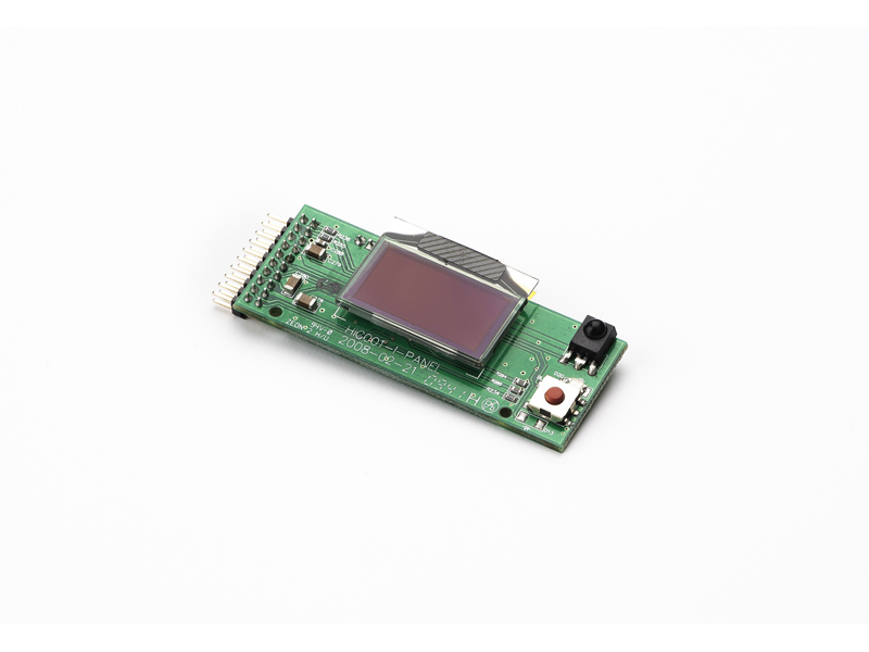 Dreambox DM 800 Displayplatine OLED Display