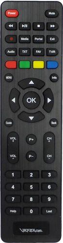 Vantage VT-93 T-HD IR - DVB-T2 Receiver Full HD USB PVR freenet.tv