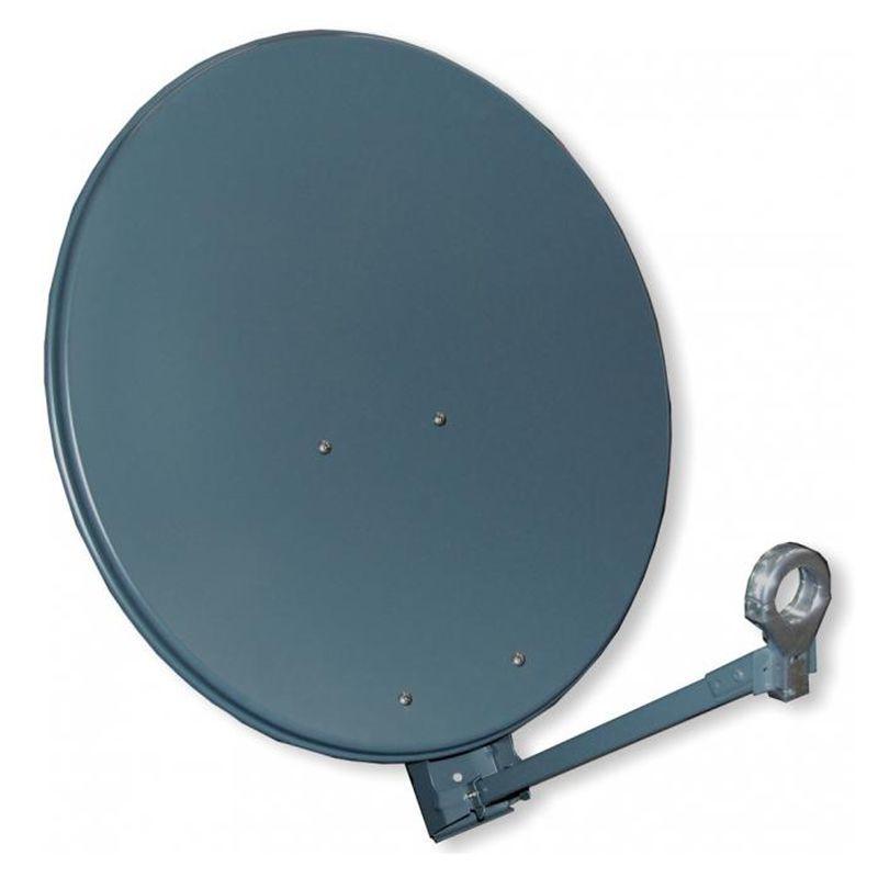 Gibertini Sat Antenne XP Premium 100cm Alu Sat Schüssel Spiegel Anthrazit