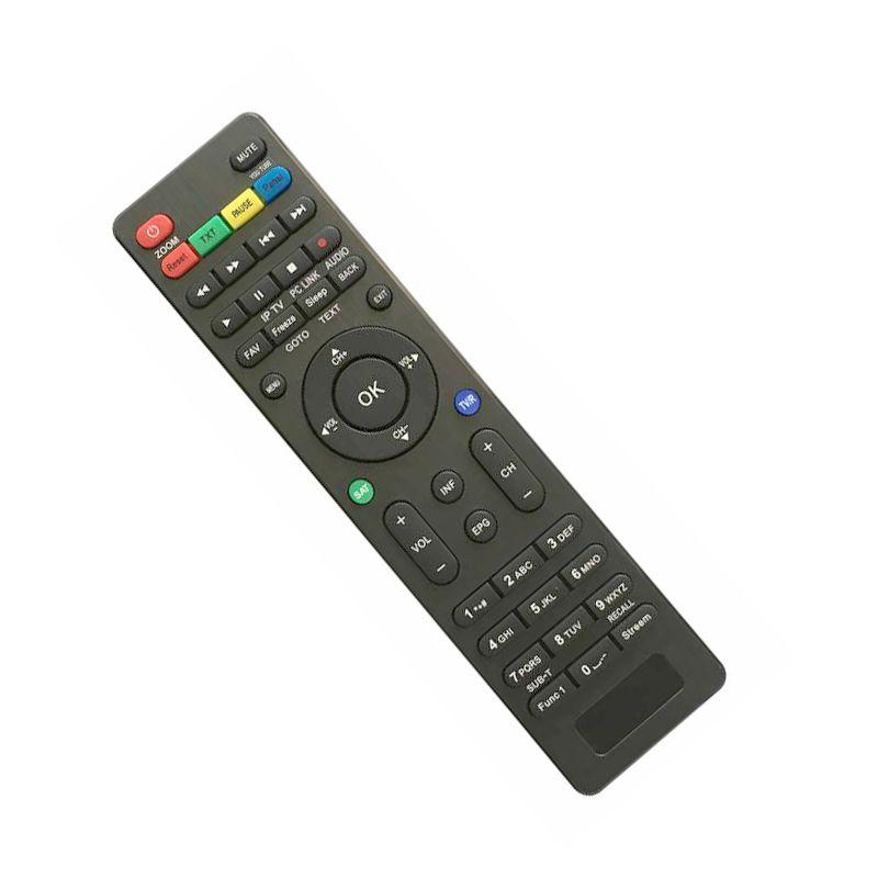 Fernbedienung 4/1 kompatibel für Sat-Receiver MK Digital/Amstrad / Redline / Nokta Digital/Tempo/Ech