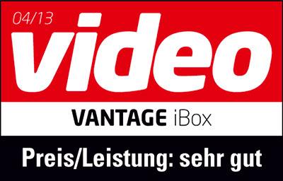 Vantage iBox+ Android IP BOX