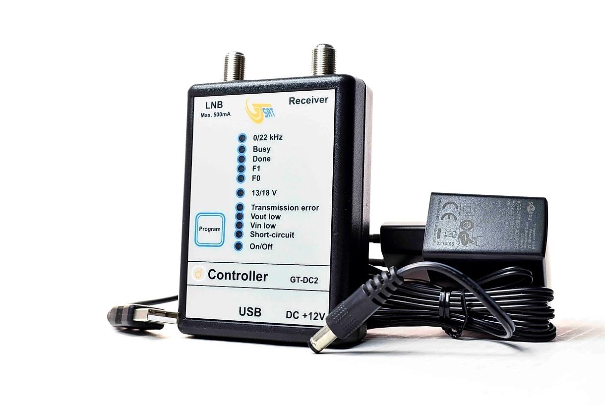 GT-SAT Unicable-Programmer GT-DC2 dController - Programmiergerät für kompatible dCSS Produkte